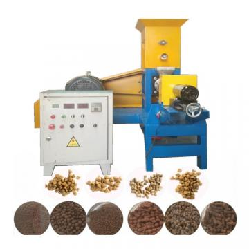 Pet Food Processing Machine / Flake Extrusion Fish Feed Line / Small Dog Food Extruder Machine