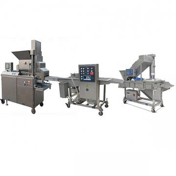 High Capacity Stainless Steel Fully Automatic Patty Making Hamburger Burger Forming Machine With Factory Price