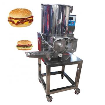 Automatic burger patty making machine hamburger patty forming machine