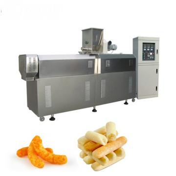 Hot selling small business use puffed corn rice snacks food extruder machines corn puff snack making machine