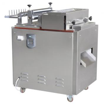 High quality automatic crispy potato flour chip/crispy tortilla corn chips cracker making machine