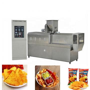 Baked/Fried Corn Chips Doritos Tortilla Maker Machinery