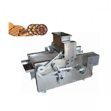 Long service time extruder dough divider rounder/empanada dough cutter machine