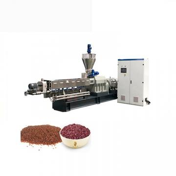 Nutritional artificial rice making screw extruder machine