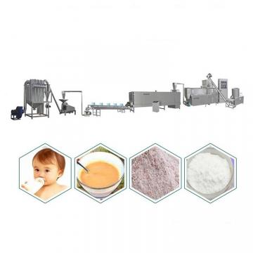 Rice Grain Nutritional Powder Instant Baby Food Flour Making Machine