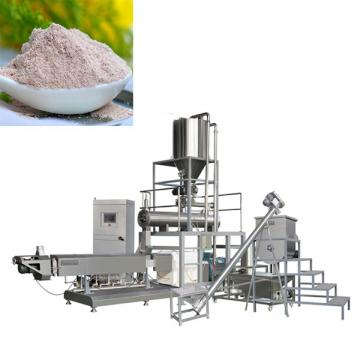 3d nutritional baby wheat powder making machine