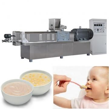 Hot Sale Baby Snacks Food Breakfast Cereal Corn Flakes Making Machine