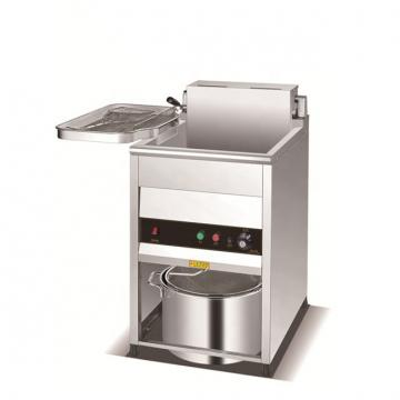 2018 Commercial CE Approved Standing Electric Professional Deep Fryer With Potato Chips Frying Machine(OT-85)