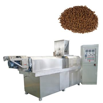 RICHI - CE ISO BV Certification 3-4T/H Cattle Rabbit Fish Food Cattle Silage Feed Making Machine