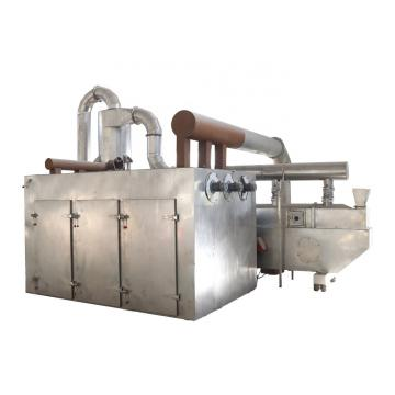 Powerful industrial hot air dryer biomass rotary dryer