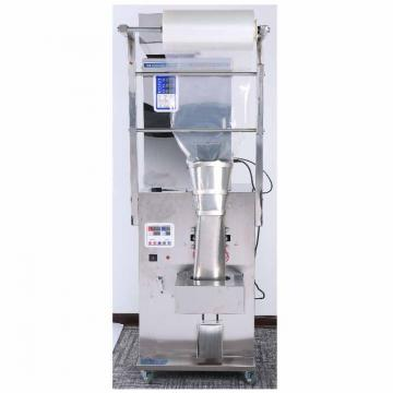 hot sale top quality puff snack packing machine