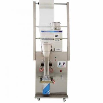 CE Certification PVC Sachet Liquid Soap Tomato Paste Honey Filling and Sealing Packing Machine Automatic