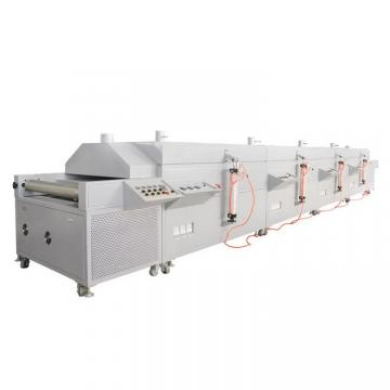 Medium Wave IR Curing and Circulation Hot Air Drying Tunnel Screen Printing Conveyor Dryer