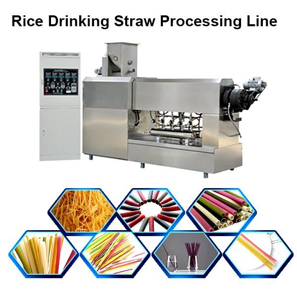 ML15 Five Color straw extruder #1 image