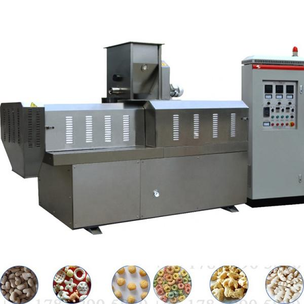 Stainless Steel Snack Food Making Machine and Waffle Maker Machine for Sale #1 image
