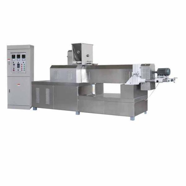 Self Heating Rice Meal Food Machinery jinan Artificial Rice Production Line #1 image