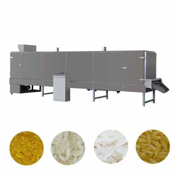 Korea Snack Magic Pop Crispy Popped Rice Cake/Puffed Rice Cake Making Machine #1 image