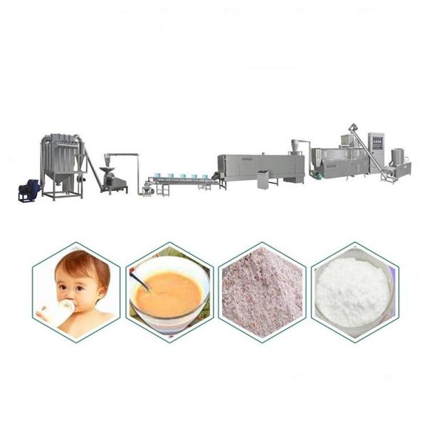 Rice Grain Nutritional Powder Instant Baby Food Flour Making Machine #1 image