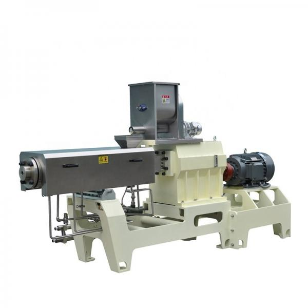 commercial industrial puffed dog food machine #1 image