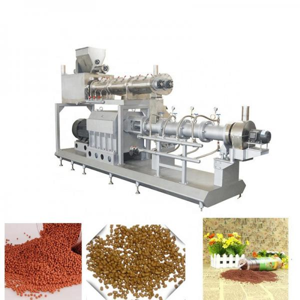 SEREN 220V/380V poultry floating fish feed machine fish feed extruder #1 image