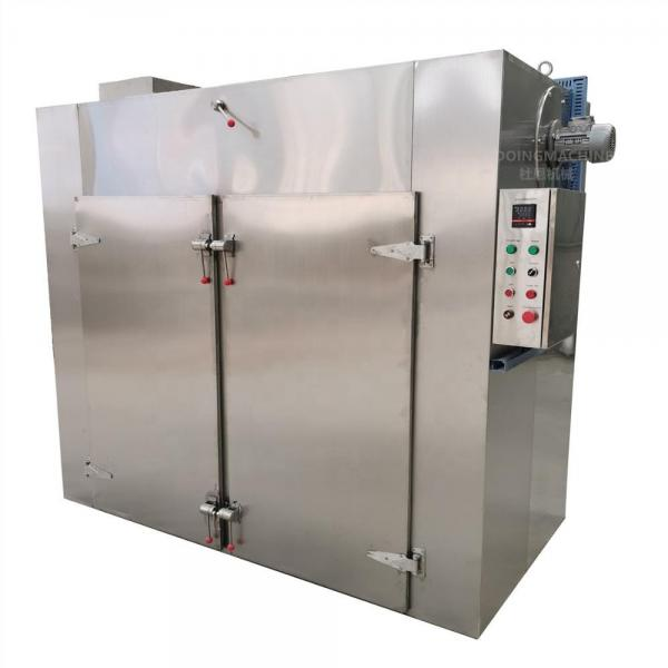 Hot Air Cycle Oven Drying Chamber Industry Dryer #1 image