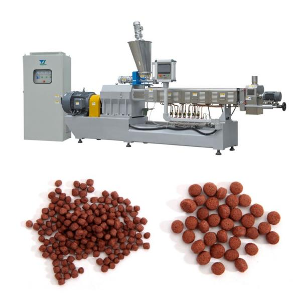 Fully automatic fish feed making machine for sale #1 image