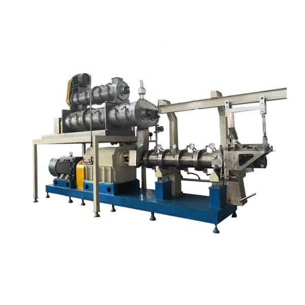 Your best choose 700-800KG/H floating fish feed pellet machine price #1 image
