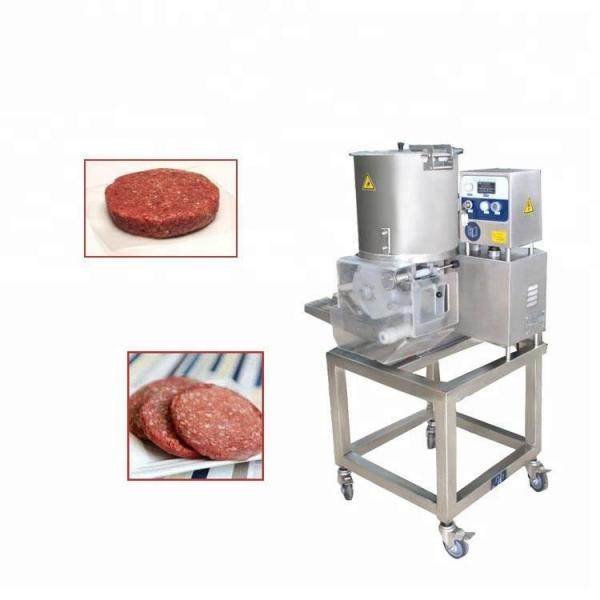 Low Price Electric High Efficiency Hamburger Burger Patty Making Machine #1 image