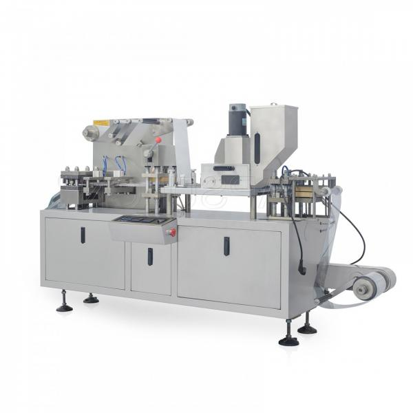 Automatic horizontal FFS doy pack form fill seal packing machinery #1 image