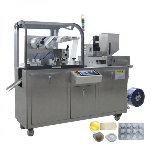 automatic online shrink label inserting applicator machine #1 image