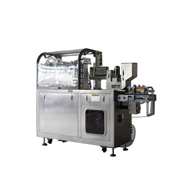 dpt-80 Mini Manual Alu Alu Tablet Blister Packing Machine For Pharma #1 image