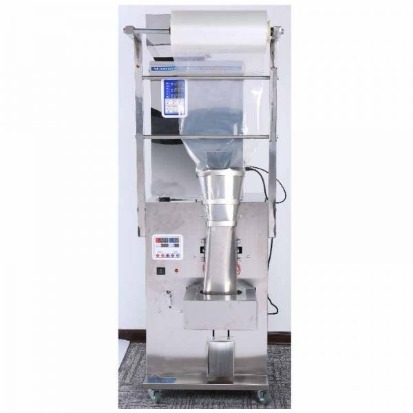 hot sale top quality puff snack packing machine #1 image