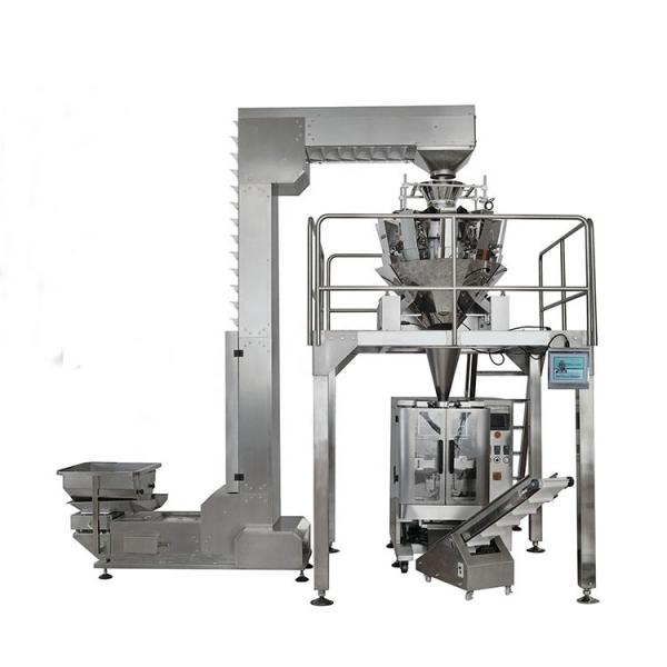 Factory sale small corn puff snack extruder machine price packing machine manufacturer #1 image