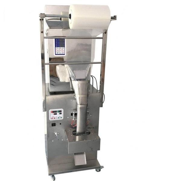 cosmetic puff packing machine #1 image