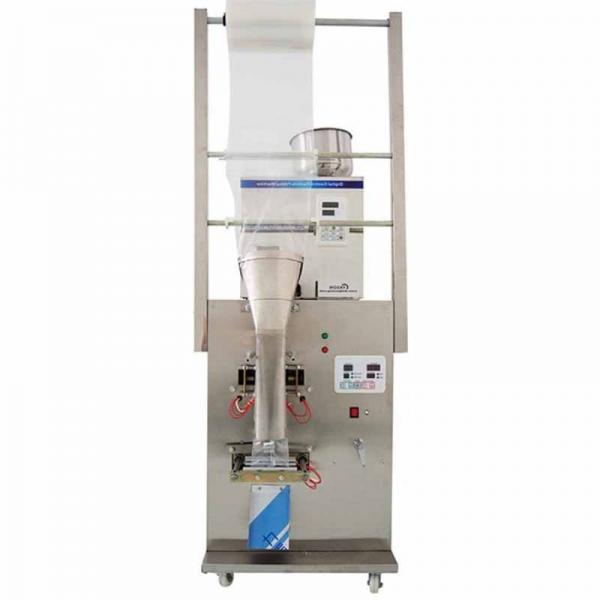 CE Certification PVC Sachet Liquid Soap Tomato Paste Honey Filling and Sealing Packing Machine Automatic #1 image