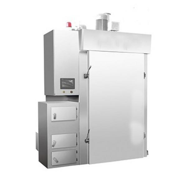 Meat Smoke Machine for Ham Processing/Sausage Bacon Smoke Machine/Fish Salmon Smoking Machine #1 image
