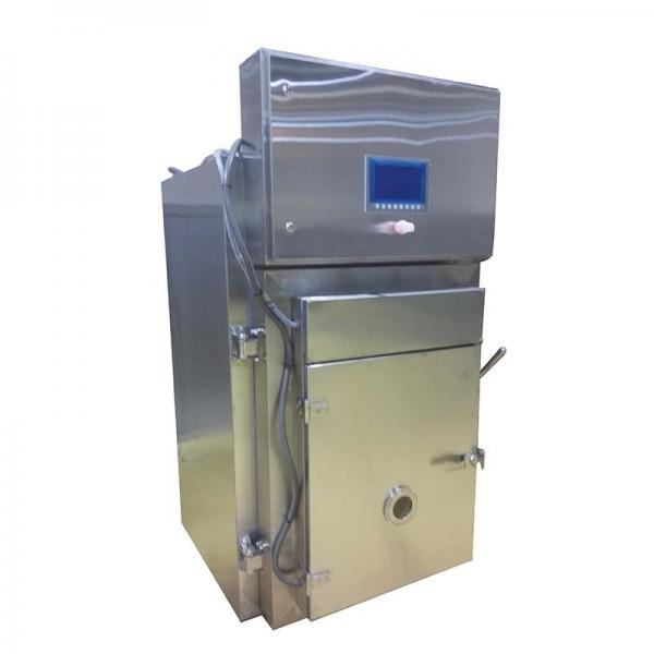 Mechanical Smokehouse Industrial Meat Oven Sausage Smoking Machine for Sale #1 image