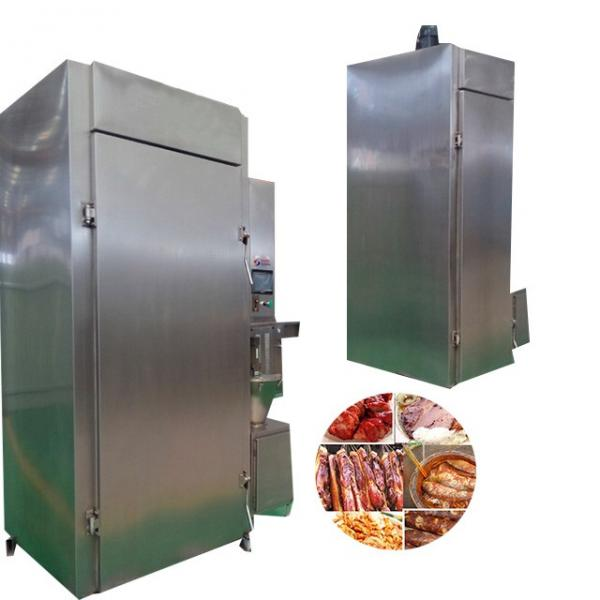 Industrial Commercial Meat Smokehouse Smoking Chamber Smoked Fish Machine #1 image