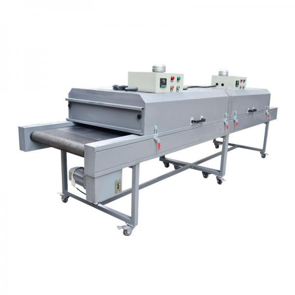 tunnel ir hot air drying oven,dry tunnel,ir dryer #1 image