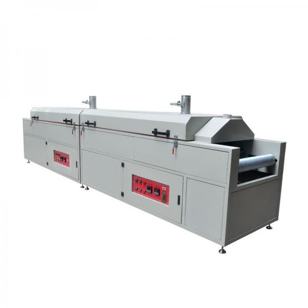 Fast Speed Ir Hot Drying Tunnel and Hot Air drying oven conveyor #1 image