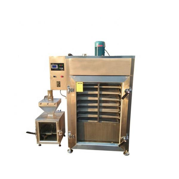 Industrial Stainless Steel Equipment Electric Food Chicken Sausage Fish Smoking Oven Machine Meat Smokehouse for Sale #1 image